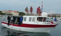 Potápění v Chorvatsku - Andrea
