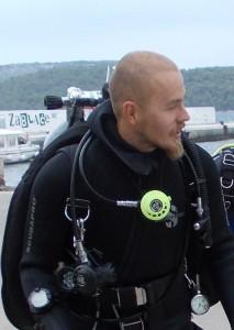 Michal  - Instruktor potápění