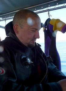 Rosta - Instruktor potápění