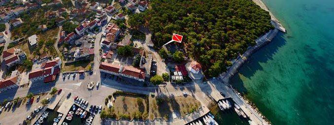 Potápění na základně Chorvatsko